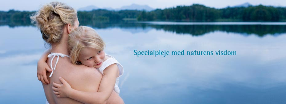 Dr.Hauschka Med - special care for skin, teeth and lips with medicinal herbs.
