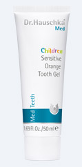 Children Sensitive Orange Tooth Gel